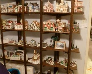 Dept. 56 Christmas Villages - in great condition - all have the boxes