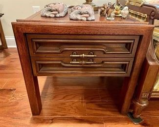 Henry Link End Table