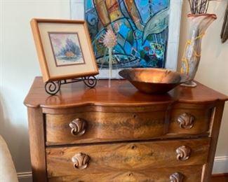Renaissance revival chest