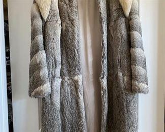 Long for coat