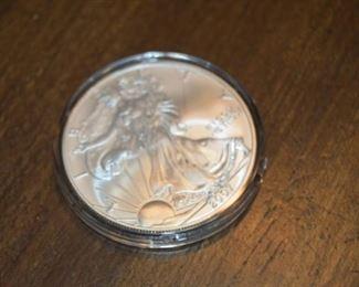 Silver liberty