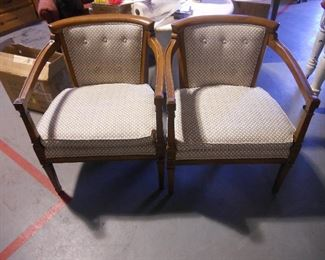 Nice Pair of Side Chairs