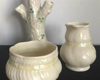Belleek Ireland Porcelain Collection