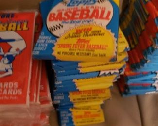 89 Topps- Total of 17