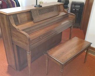 Church piano SOLD