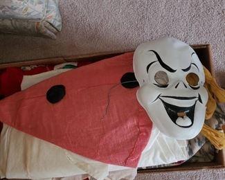 Costume pieces