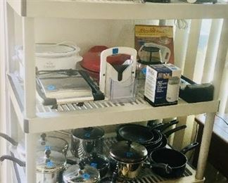 Misc. Kitchen Appliances