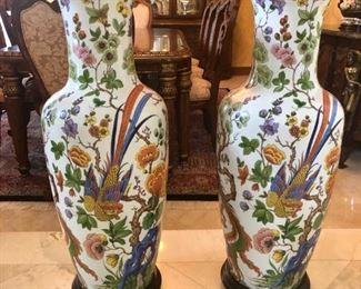 Japanese vases - $200