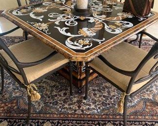 $2,000  table - $200 per chair
