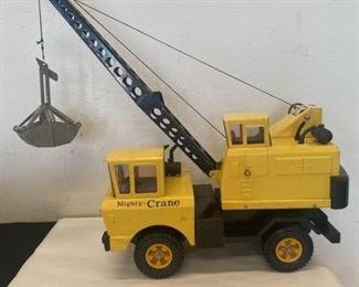 1960's Tonka Mighty Crane