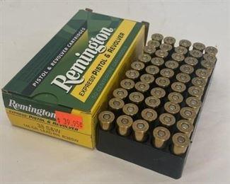 Ammo Remington .38 Cal & MORE