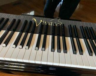 Vivace piano