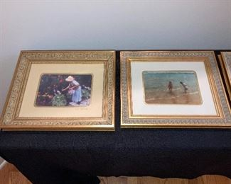 Anthony P. Monica impressionistic photographic framed prints