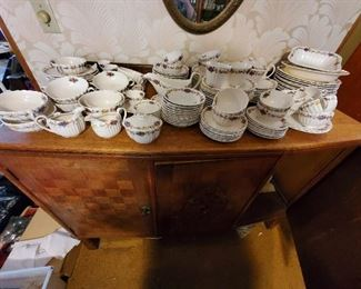 COPELAND CHINA SET!! 50% OFF