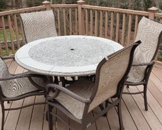 Patio Set   VGC