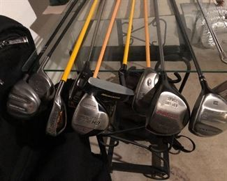 Great GOLF ITEMS, Bags, Clubs, Drivers and MORE! Ping, Callaway and MORE!