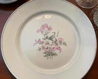 Embassy China Set