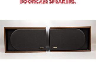 Lot 2055 Pair BOSE 4.2 Series II Bookcase Speakers.