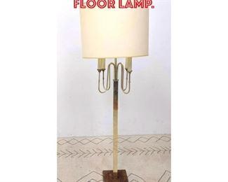 Lot 2179 Parzinger Style Floor Lamp.