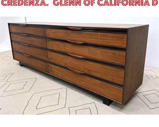 Lot 2186 JOHN KAPEL Low Dresser Credenza. Glenn of California d