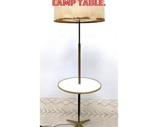 Lot 2294 Mid Century Modern Lamp Table.