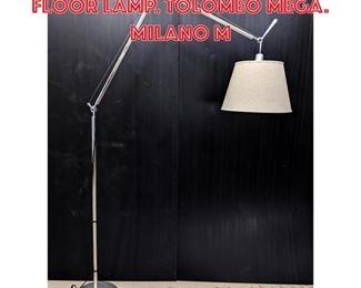 Lot 2303 ARTEMIDE Adjustable Floor Lamp. TOLOMEO MEGA. Milano m