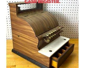 Lot 2570 Vintage metal cash register.