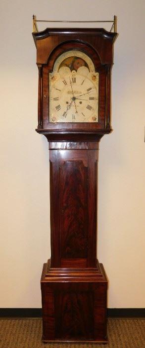 George Hoff Lancaster, PA clock