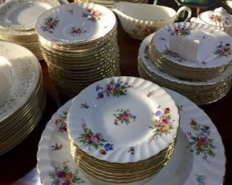MInton china in excellent condition