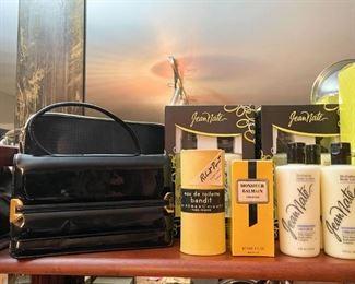 Purses, Perfume, Vanity Items