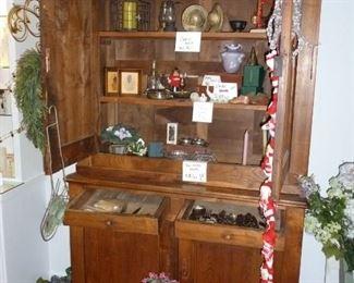 150 y/o Chestnut Cupboard