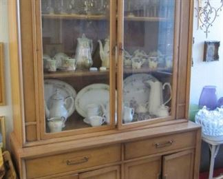 Available NOW! $395 Drexel Meridian China Cabinet