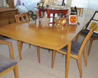 Drexel dining table (water stain)