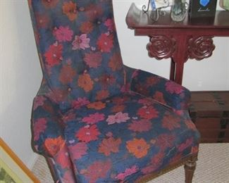 Floral Vintage Chair by Westwood