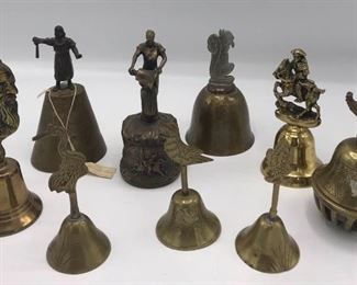 Ballantyne and More Bronze and Brass Bells