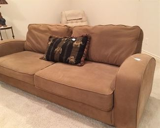 Pier 1 Couch & matching Loveseat