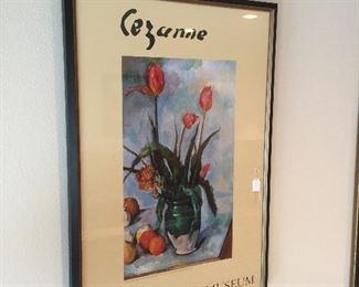 """Z Ggallerie framed poster art 30 & 1/2 x 24 & 1/2"""""""