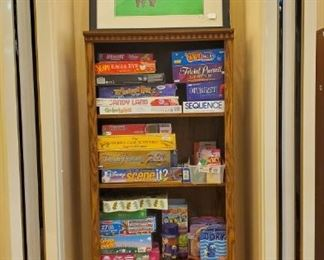 Lots of games and puzzles!