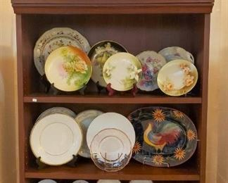 You might find a piece of your dish collection in there....
