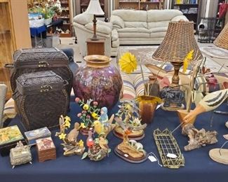 Andrea by Sedak, vintage music boxes, and more!