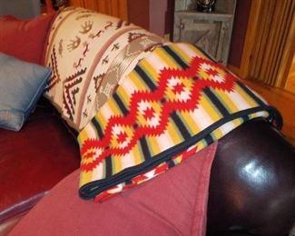 more Pendleton blankets