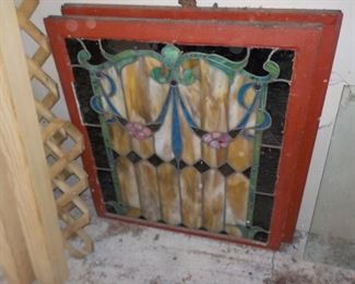 Old stainglass