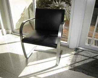 3 Mies van der Rohe Brno Chair by Knoll