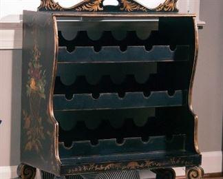 Ardley Hall wine rack