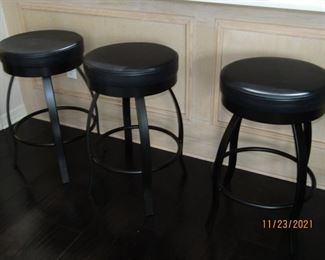 THERE ARE 8 OF THESE HEAVY DUTY STOOLS