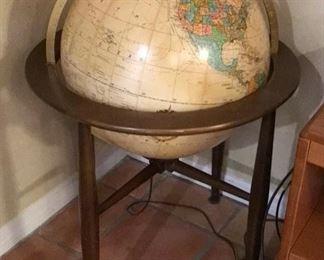Heirloom globe by Replogle