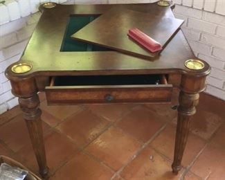 Frances game table