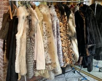 Fabulous Faux Furs