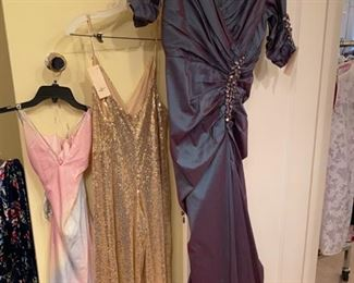 Take your pick any of these gowns will work for a christmas gala