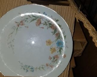 China set new in the box.  Beautiful pattern.  $45